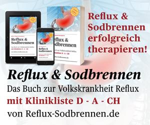 Reflux & Sodbrennen - Das Buch - Medium-Rectangle