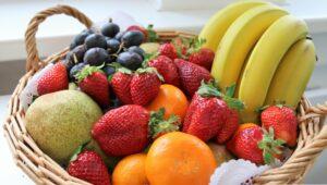 Obst und Zitrusfrüchte